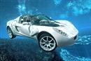 Xe thể thao ngụp lặn dưới nước như của siêu điệp viên James Bond