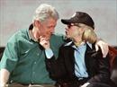 Những bức ảnh giá trị về chuyện tình của ông bà Clinton
