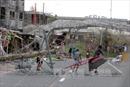 Bão Haima khiến 12 người thiệt mạng ở Philippines