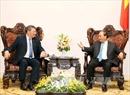 Thủ tướng tiếp Bộ trưởng Ngoại giao Urugoay