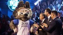 Sói Zabivaka là linh vật của World Cup 2018