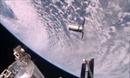 Tàu vận chuyển Cygnus lắp ghép với ISS