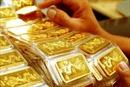 Giá vàng trong nước tiếp đà giảm