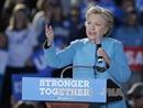 70% cử tri nhận định bà Clinton sẽ đắc cử Tổng thống