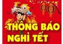 Tổng Liên đoàn Lao động đề xuất nghỉ 10 ngày dịp Tết Đinh Dậu 2017