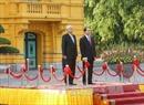 Tuyên bố chung Việt Nam- Myanmar
