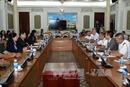 Tư lệnh Bộ Chỉ huy Thái Bình Dương Mỹ thăm TP.HCM