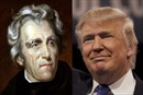 Tương đồng thú vị giữa Donald Trump và Andrew Jackson