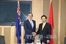 Phó Thủ tướng Phạm Bình Minh hội đàm với Ngoại trưởng New Zealand