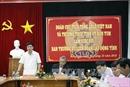 Chủ tịch Tổng Liên đoàn lao động Việt Nam làm việc tại Kon Tum