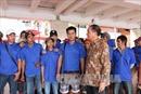57 ngư dân Việt Nam được Indonesia trao trả về nước