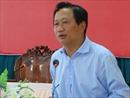 Kỷ luật một số cán bộ liên quan đến vụ Trịnh Xuân Thanh
