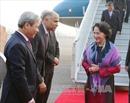 Chủ tịch Quốc hội bắt đầu thăm chính thức Ấn Độ