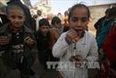 Hàng triệu trẻ em tha hương vì xung đột và thiên tai
