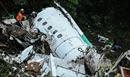 Vụ rơi máy bay tại Colombia không phải tai nạn