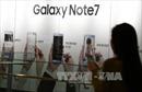 Samsung tung bản cập nhật biến Galaxy Note 7 tại Mỹ thành cục gạch
