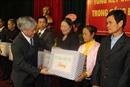 Khen thưởng 50 người có uy tín của Thủ đô