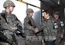 Quyền Tổng thống Hàn Quốc thăm Hội đồng tham mưu trưởng liên quân