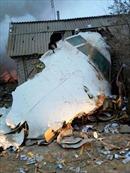 Máy bay Thổ Nhĩ Kỳ nát vụn tại hiện trường, 37 người thiệt mạng