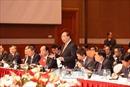 Thủ tướng Nguyễn Xuân Phúc và Thủ tướng Shinzo Abe đồng chủ trì tọa đàm doanh nghiệp Việt Nam - Nhật Bản