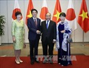 Thủ tướng Nhật Bản và phu nhân kết thúc tốt đẹp chuyến thăm Việt Nam