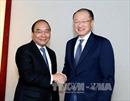 Thủ tướng tiếp lãnh đạo các tổ chức tài chính và doanh nghiệp quốc tế