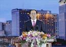 'Cùng chung sức, đồng lòng xây dựng đất nước ngày càng giàu mạnh'