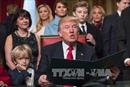 Sau lễ nhậm chức, ông Trump đối diện trọng trách lịch sử
