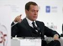 Thủ tướng Medvedev tái đắc cử Chủ tịch đảng Nước Nga thống nhất