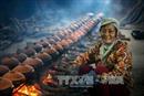 Tết đến, về làng nghề kho cá truyền thống Vũ Đại