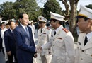Chủ tịch nước: Thực hiện tốt mục tiêu, nhiệm vụ quốc phòng, an ninh trên địa bàn Thanh Hóa