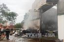 Thanh Hóa: Dập tắt vụ cháy lớn tại nhà hàng Thượng Hà