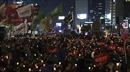 Phe ủng hộ-phản đối Tổng thống Park biểu tình rầm rộ khắp Seoul