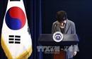 Tổng thống Park Geun-hye vắng mặt trong phiên luận tội cuối cùng