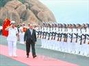 Thủ tướng dự Lễ Thượng cờ hai tàu ngầm Đà Nẵng và Bà Rịa - Vũng Tàu