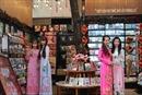 Hoa hậu Đỗ Mỹ Linh làm đại sứ hình ảnh lễ hội áo dài