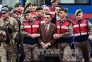 Xét xử hàng trăm nghi can vụ đảo chính tại Thổ Nhĩ Kỳ