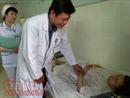 Sản phụ mang thai ngoài tử cung bị vỡ được cấp cứu kịp thời nhờ báo động đỏ