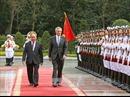 Thủ tướng Nguyễn Xuân Phúc đón, hội đàm với Thủ tướng Singapore Lý Hiển Long