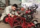 Say mê sáng chế máy nông nghiệp đa năng