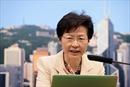 Kết quả chính thức bầu cử Trưởng Đặc khu Hong Kong