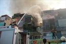 Hải Phòng: Cháy nhà 4 tầng do chập điện biển quảng cáo