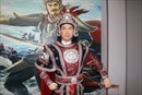 Kỳ công nặn tượng sáp những người nổi tiếng