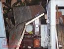 TP Hồ Chí Minh: Dông lốc bất ngờ, hàng chục căn nhà bị tốc mái, sập tường