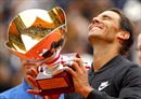 Rafa Nadal, tay vợt đầu tiên trong lịch sử vô địch 10 lần ở cùng một giải đấu