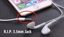 Vì sao iphone 7, HTC U Ultra, Xiaomi Mi 6 'khai tử' giắc cắm tai nghe?