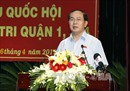 Chủ tịch nước giải đáp nhiều vấn đề 'nóng' cho cử tri TP Hồ Chí Minh
