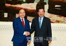 Thủ tướng Nguyễn Xuân Phúc gửi Thư Cảm ơn Thủ tướng Campuchia