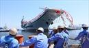 Tàu sân bay đóng trong nước đầu tiên của Trung Quốc dính nghi án 'đạo mẫu'?