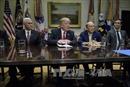 100 ngày xáo trộn của Tổng thống Donald Trump